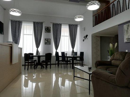 Victoria, Rumania: reception hotel