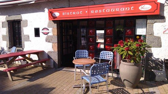 Étables-sur-Mer, France: kerilan café