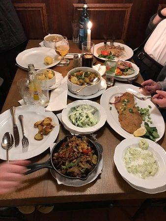 Brodersen Restaurant Hamburger Küche, Hamburg - Rotherbaum ...