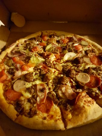 Dominos Pizza Coventry 505 Fletchamstead Hwy