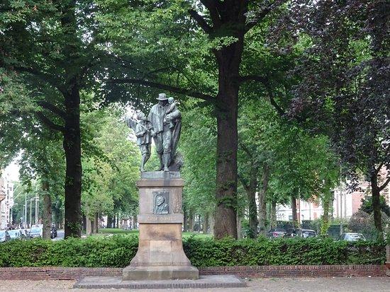 Jozef Israëls monument