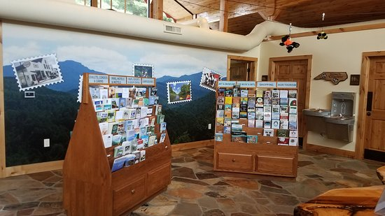 High Country Host Regional Visitor Center