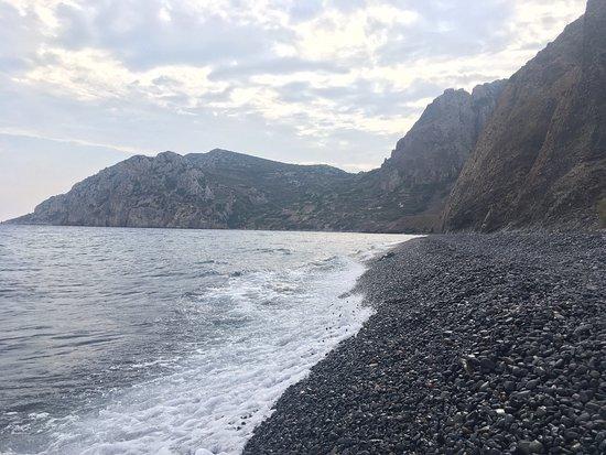 Chios, Hy Lạp: Μαυρα Βόλια