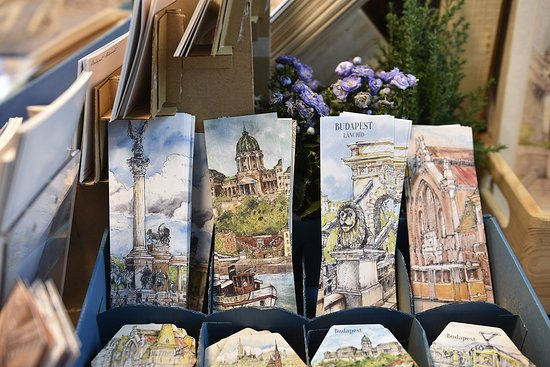 Open Art Studio Gallery : urban sketcher center : Painter of Budapest