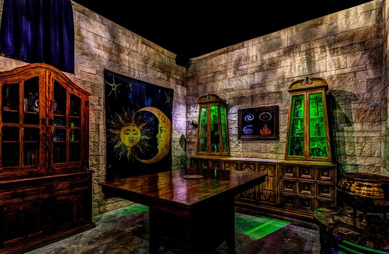 Escape Room Palm Springs