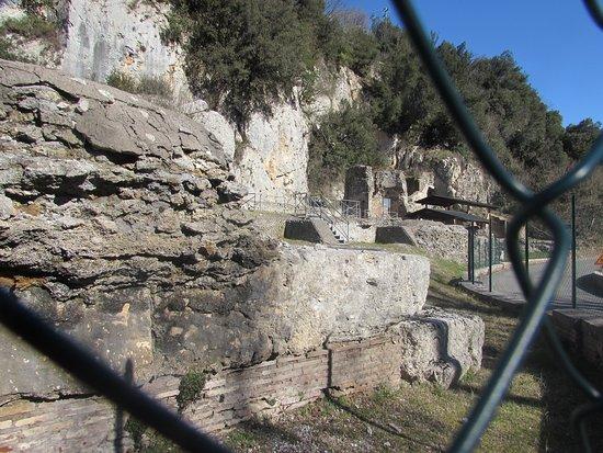Villa di Nerone - Simbruina Stagna