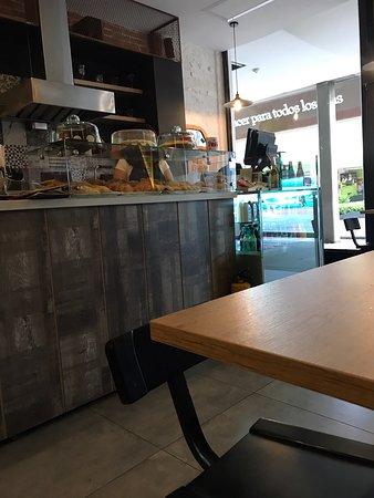 El Salitre, Colombia: Moca Café