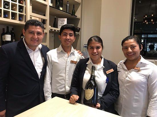 The Fine Wine team
