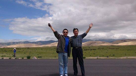 Zhuo'er Mountain: 卓尔山风景秀丽,值得一遊!