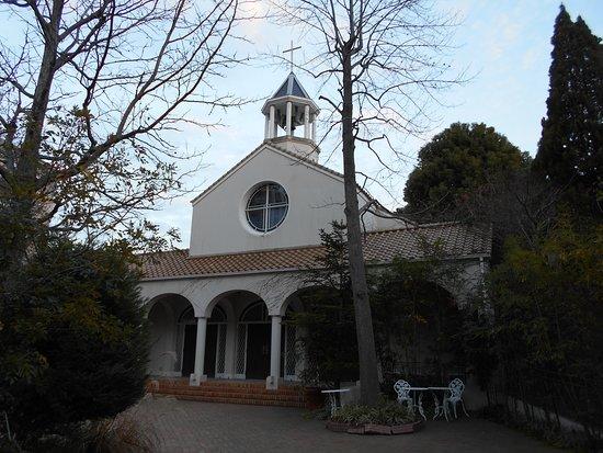 Kobe Kitano Chapel