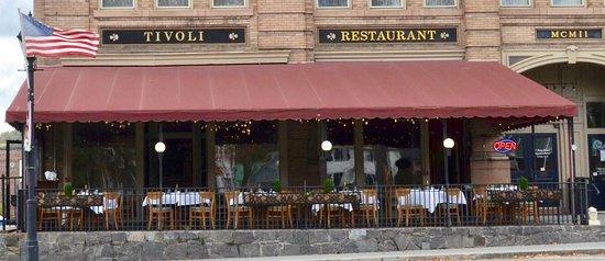 Really Good Food Review Of Tivoli Restaurant New Milford