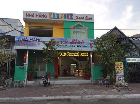 Quần đảo Côn Đảo, Việt Nam: Nhà hàng karaoke Thanh Bình tại Côn Đảo