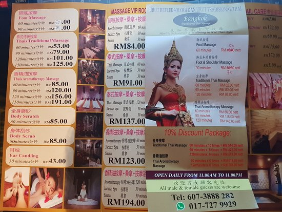Bangkok Traditional Thai Therapy