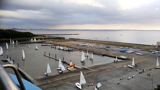 Inage Yacht Harbor