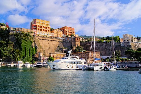 来自罗马的2日南意大利之旅:爱上庞培,索伦托和卡普里