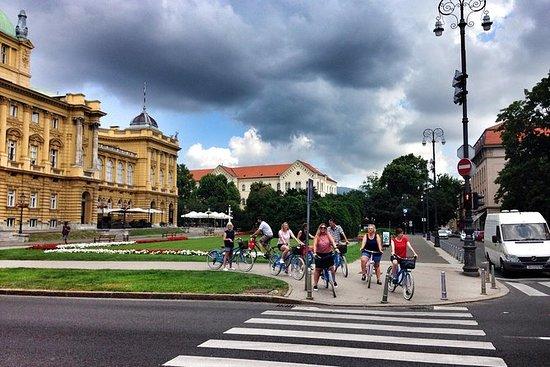 Excursão de bicicleta como na Antiga...