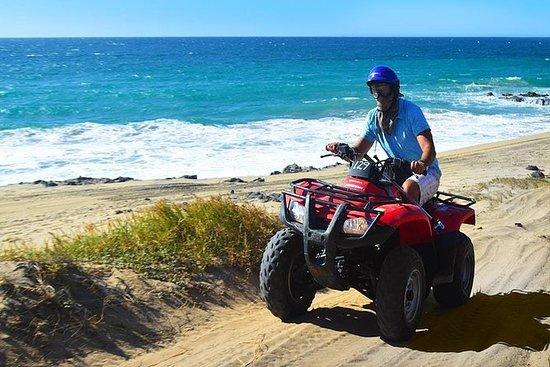 Single or Double ATV Beach & Desert...