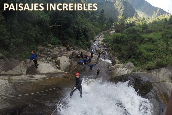 Canyoning - Barranquismo...