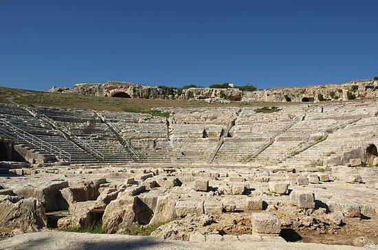 Teatro Greco - tour a piedi di Ortigia