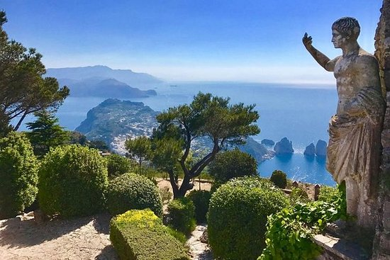 Private Tour of Capri and Anacapri