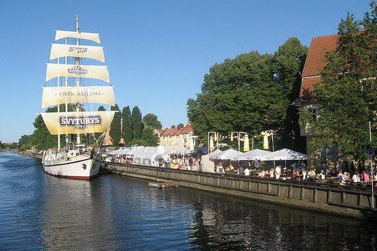 Klaipeda private walking tour