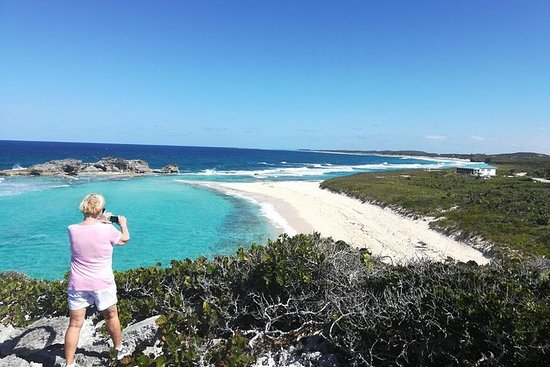Island Tour of North and Middle Caicos