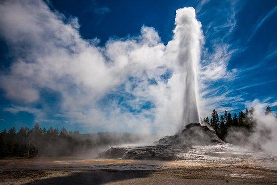 Yellowstone, Berg Rushmore, Bryce...