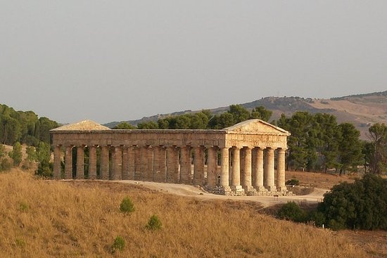 Private Tour in Westsizilien. Segesta ...