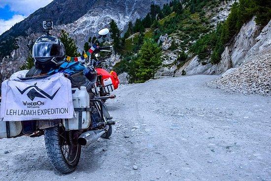 WanderOn Leh Ladakh Roadtrip骑行和背包