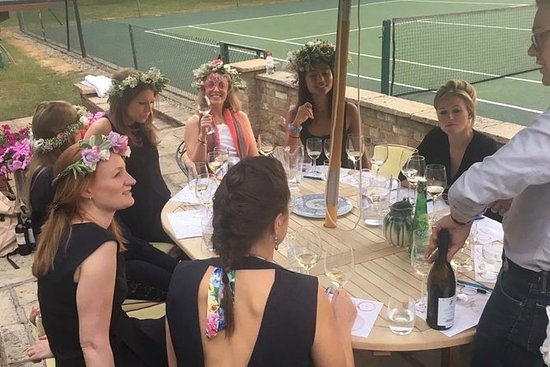 Tour de France Wine Tasting