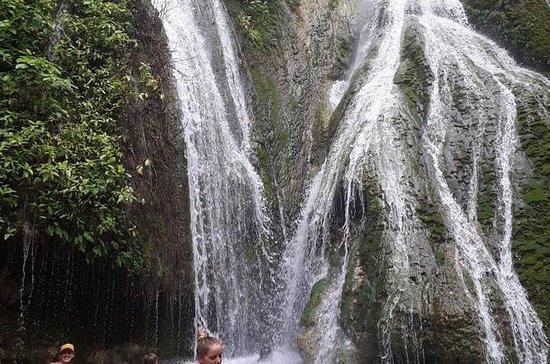 维拉瀑布瀑布 - 蓝色泻湖之旅
