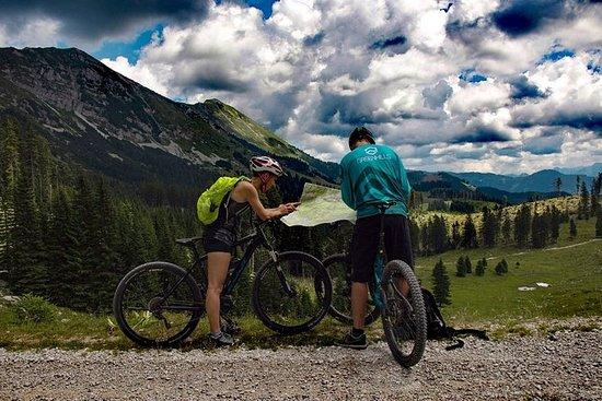 E-sykkeltur: Fjellmarker under Kosuta