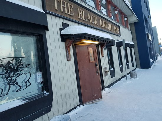 The Black Knight Pub