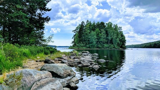 Immeln - Lake District Sweden