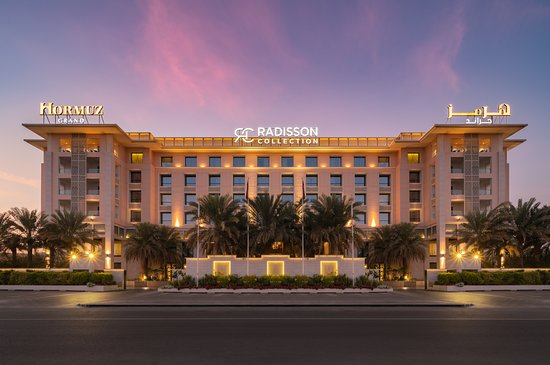 Radisson Collection Hotel, Hormuz Grand Muscat