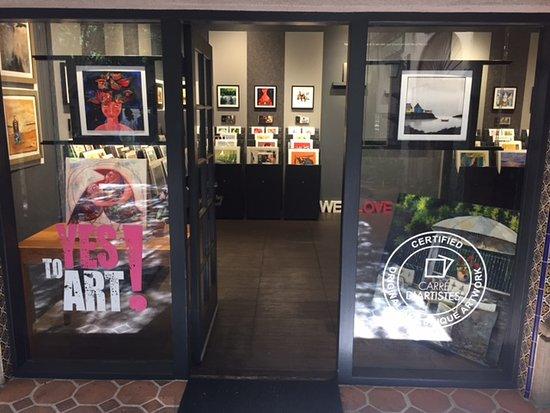 Carré d'Artistes Art Gallery Sedona
