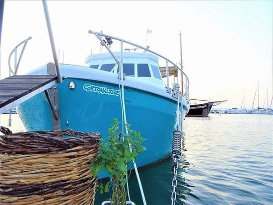 Barca Corto Maltese