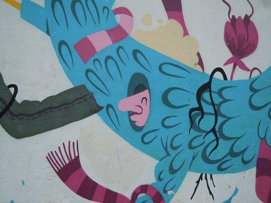 Fresque Petite Galerie -5