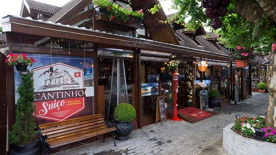 54854bc80c7 Cantinho Suíço - Campos do Jordão - Comentários de restaurantes ...
