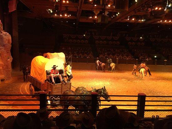 Buffalo Bill s Wild West Show with Mickey   Friends Photo 1ae9600b2677