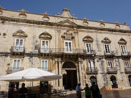 Palazzo Benevantano del Bosco