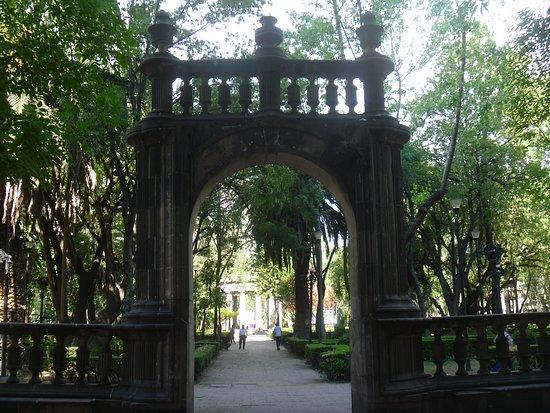 Jardin de Santiago