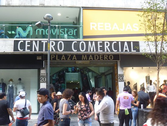 Plaza Madero