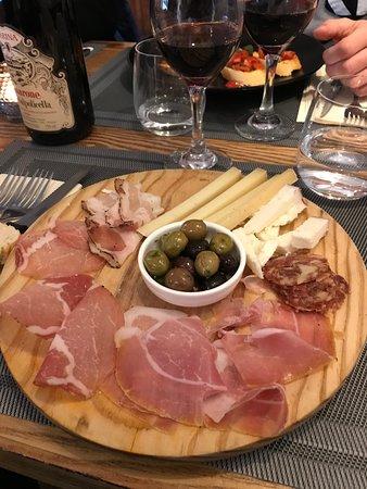 Buon ristorante italiano