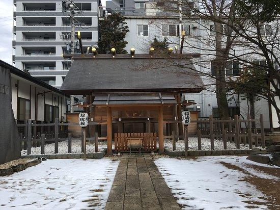 Matsumoto City Shokonden