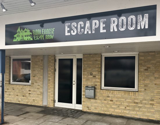 Riddlehouse Escape Room