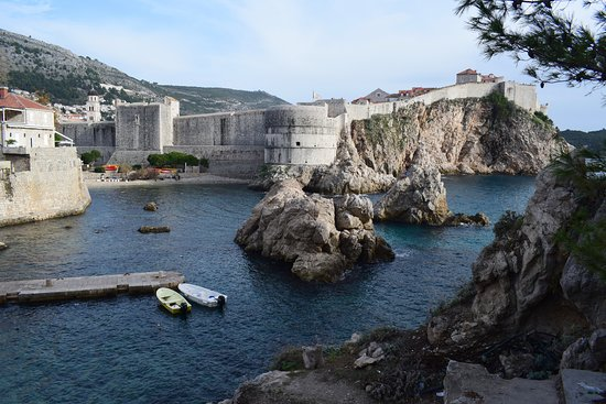 ‪Dubrovnik West Harbour‬