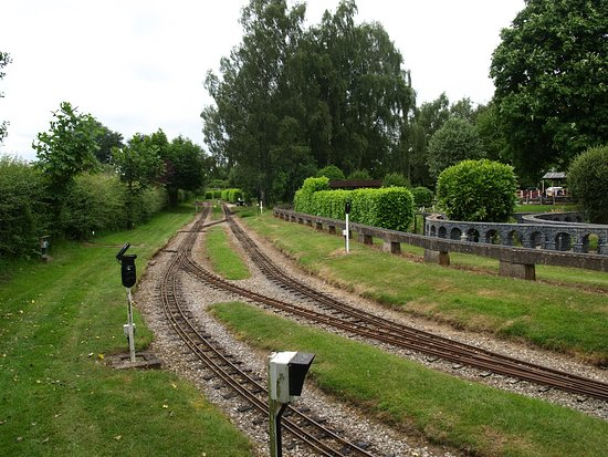 Little Hay Miniature Railway