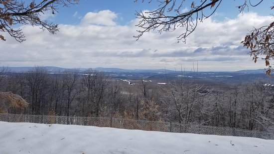 Hancock, MD : beautiful scene! even in winter!!