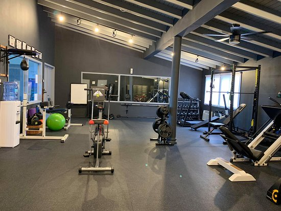 Cole Bay, St Martin / St Maarten: Gym
